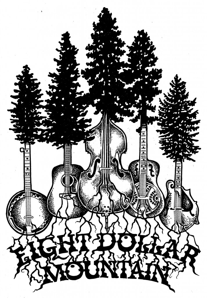 Eight Dollar Mountain Logo